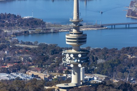 Telstra Tower Black Mountain Canberra