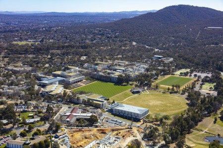 University of New South Wales,Canberra Campus